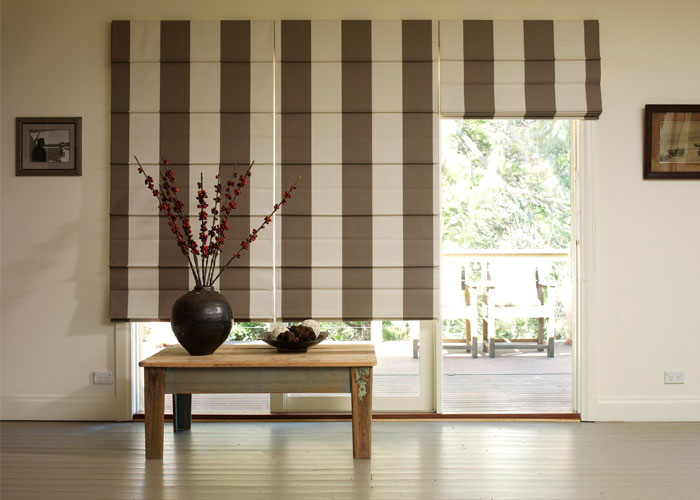 Roman Blinds | 1300 MR SHUTTERS AND BLINDS
